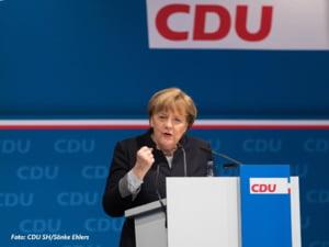 Socialistii conduc in sondaje, in fata Angelei Merkel, pentru prima data din 2006