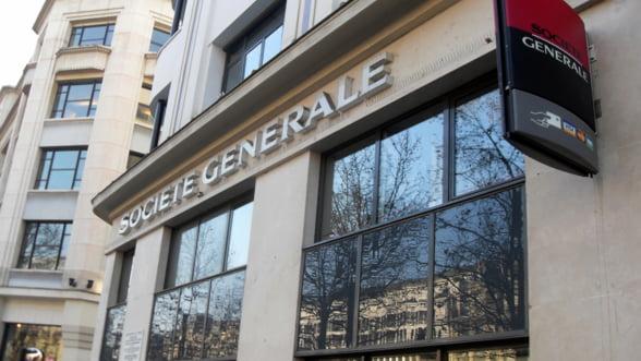Societe Generale taie dividende si bonusuri din cauza crizei euro