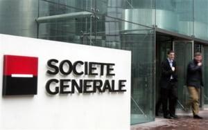 Societe Generale va rambursa integral ajutoarele primite de la statul francez