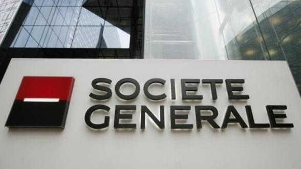 Societe Generale vinde active pentru a-si majora capitalul