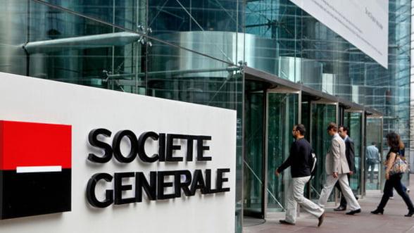 Societe Generale vrea sa transfere 200 de locuri de munca de la Paris la Bucuresti