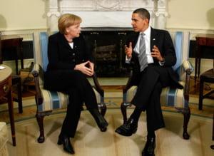 """Solutia Obama-Merkel la criza: O """"actiune concentrata"""""""