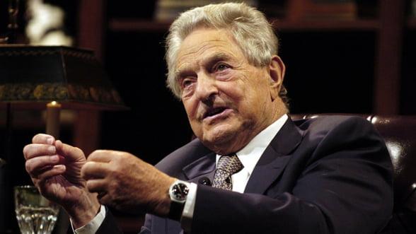 Solutia lui Soros pentru liderii europeni: Folositi Bazooka!