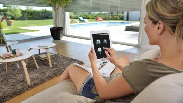 Somfy lanseaza in Romania o noua tehnologie de automatizare a locuintei