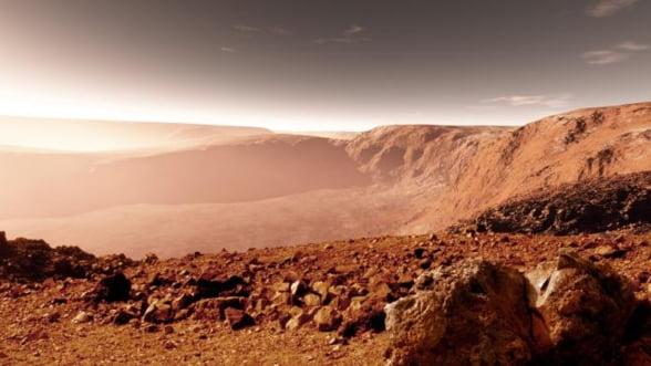 Sonda spatiala indiana, pe orbita lui Marte