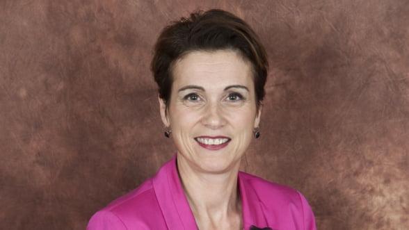 Sonia Artinian, Lafarge Romania: Imi asum o noua responsabilitate, la nivel global