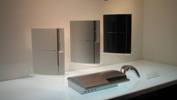 Sony: 6,5 milioane de console vandute de sarbatori