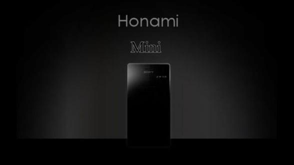 Sony Honami va avea si o versiune mini cu ecran de cel mult 4,3 inci