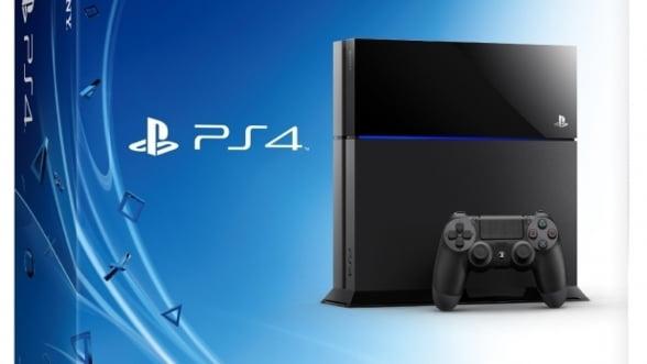 Sony a vandut 4,2 milioane de console PlayStation 4