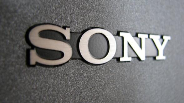 Sony anunta noi disponibilizari