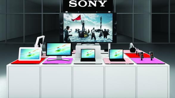 Sony confirma discutiile privind vanzarea diviziei de PC-uri Vaio