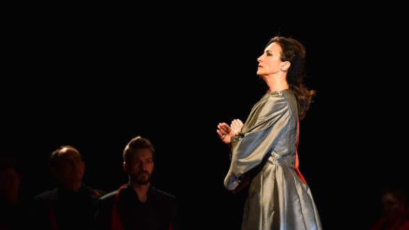 "Soprana Dragana Radakovic, invitata in spectacolul ""Turandot"" de pe scena Operei Nationale Bucuresti"