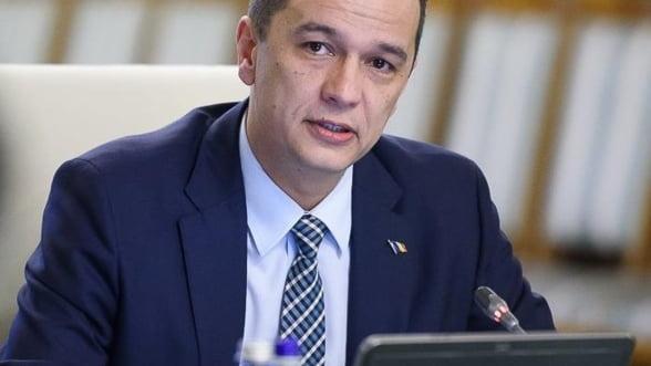 Sorin Grindeanu, proaspat numit sef la ANCOM, reduce un tarif de baza in telefonie, la solicitarea Comisiei Europene