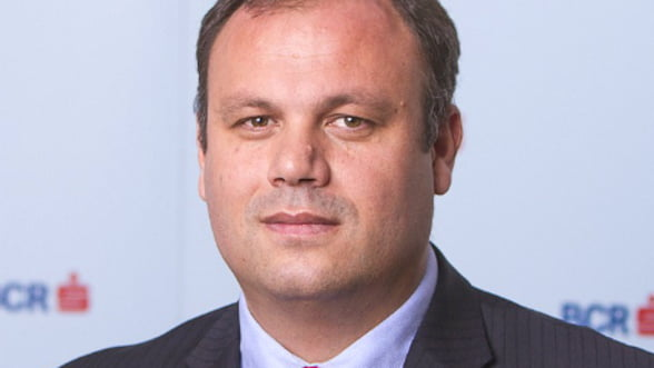 Sorin Mititelu (BCR): In Romania un client bancar are in medie 8,8 contacte cu banca, lunar
