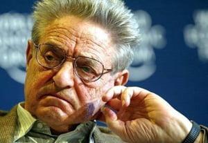 """Soros: Contractele credit default swap sunt """"instrumente ale distrugerii"""""""