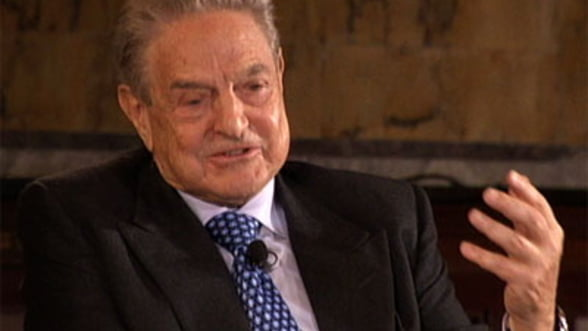 "Soros: UE va fi distrusa de criza ""de cosmar"" din zona euro"