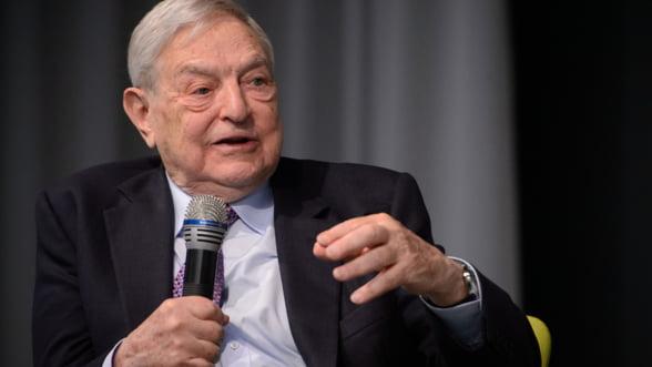 Soros, catre liderii europeni: UE s-a rupt. Trebuie reconstruita de la zero