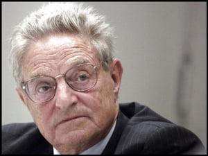 Soros, pentru prima data in top 10 cei mai bogati americani