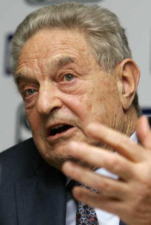 Soros: zona euro va avea probleme mult mai mari decat criza din Grecia