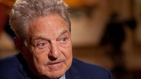 Soros invinuieste Germania pentru criza din Europa