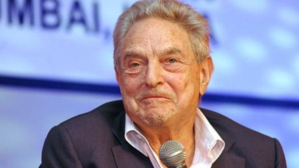 Soros isi diversifica afacerile: A preluat participatii la Microsoft si FedEx
