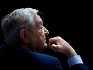 Soros isi muta fundatiile in Europa de Vest, din cauza extremistilor in ascensiune