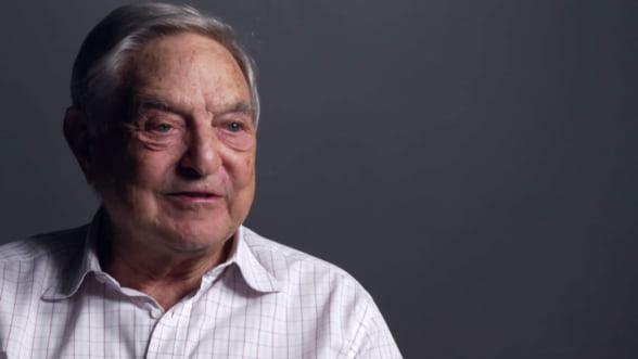 Soros sustine ca Facebook si Google sunt amenintari la adresa democratiei: Oamenii fara libertate de gandire pot fi usor manipulati