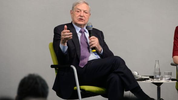 Soros vede partea plina a paharului si ofera solutii: Europa are ocazia sa stranga randurile dupa Brexit
