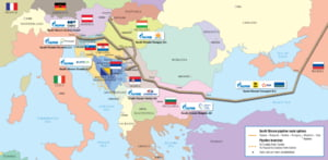 South Stream a fost ingropat de Gazprom: Alternativa, o conducta care ar trece prin Romania