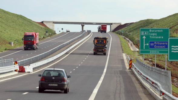 Sova a solicitat urgentarea lucrarilor la autostrada Timisoara-Deva