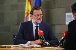 Spania: Premierul Rajoy nu are sustinere si se retrage. Sanse mari pentru un guvern de stanga