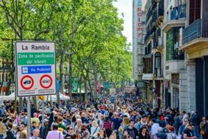 Spania raporteaza 2.000 de cazuri noi si 100 de morti in ultimele 24 de ore din cauza virusului