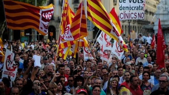 Spania vrea sa ceara ajutor financiar zonei euro. Germania ii cere sa astepte