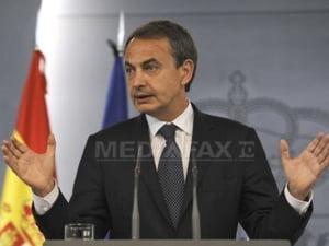 Spaniolii au anuntat noi masuri anticriza
