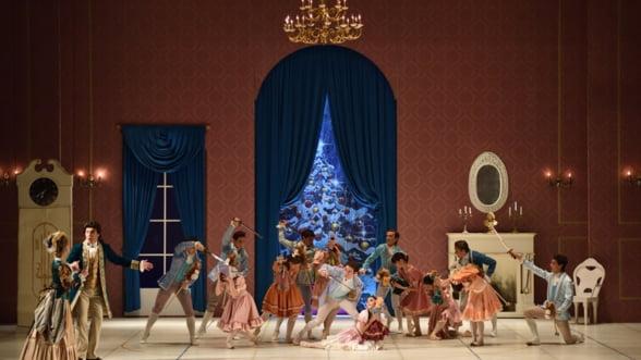 Spargatorul de nuci, baletul Sarbatorilor de iarna, pe scena Operei Nationale Bucuresti