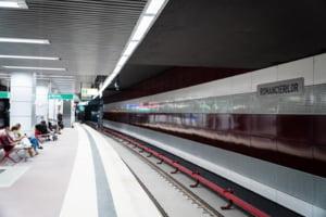 Spatiile comerciale de la metrou trebuie sa fie eliberate. Termenul limita dat de Metrorex