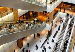 Spatiul comercial modern din Romania a crescut cu 50% in 2008 fata de 2007