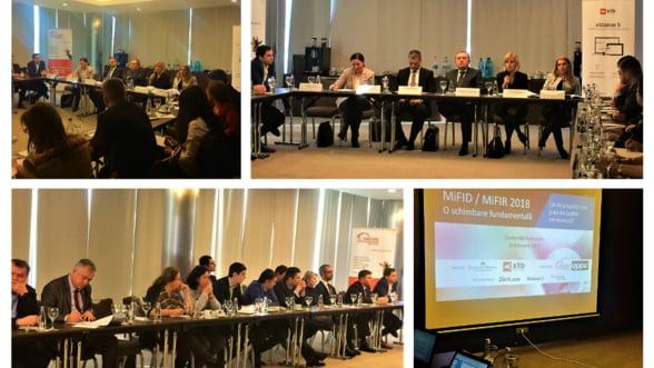 Specialisti din piata de capital solicita ASF ghiduri de bune practici pentru aplicarea directivei europene MiFID II