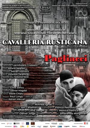 Spectacol Aniversar dedicat sopranei Silvia Voinea, pe scena Operei Nationale Bucuresti