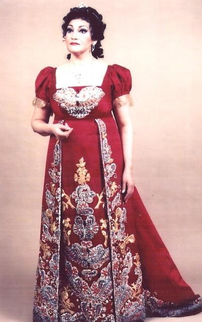 Spectacol aniversar dedicat sopranei Maria Slatinaru-Nistor, la Opera Nationala Bucuresti