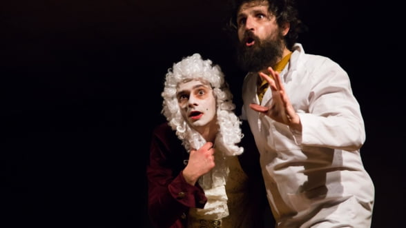 Spectacol de teatru profesionist, adus gratuit in 10 localitati din judetul Ilfov de o trupa de tineri artisti