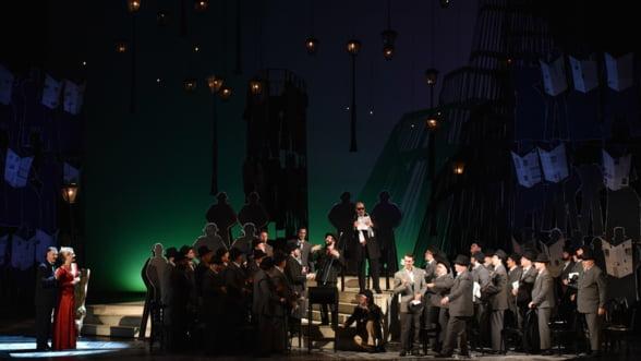 """Spectacolul """"O scrisoare pierduta"""" revine pe scena Operei Nationale Bucuresti"""