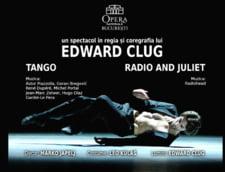 """Spectacolul coupe de dans contemporan """"Tango. Radio and Juliet"""", pe scena Operei Nationale Bucuresti"""