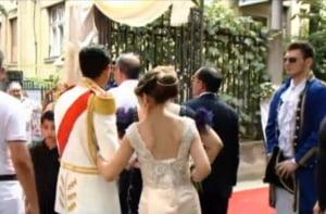 Spectaculoasa nunta a clanului de rromi Carpaci a ajuns in presa britanica