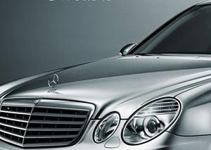 Spionat: Mercedes-Benz E-Klasse Coupe