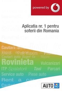 Spune-ti parerea cu privire la serviciile auto din aplicatia Auto.ro