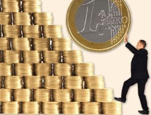 Stabilitatea leului a costat 1 miliard de euro, doar in septembrie