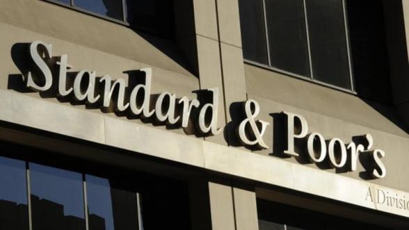 Standard&Poor's: Zona euro ar putea avea nevoie de un nou soc financiar pentru a-si reveni