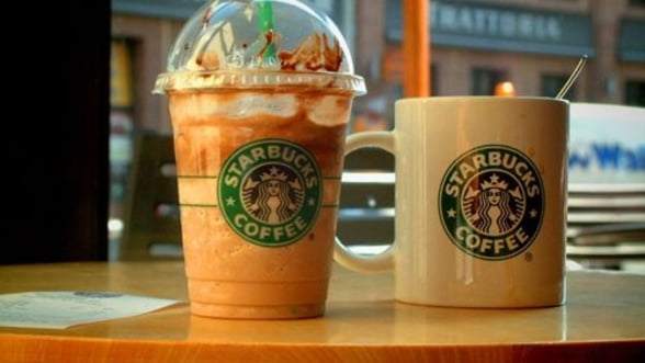 Starbucks: Profitul din 2011, impulsioneaza afacerile in 2012