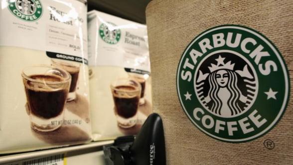 Starbucks, obligata sa plateasca 2,8 miliarde de dolari despagubiri fostei companii Kraft Foods